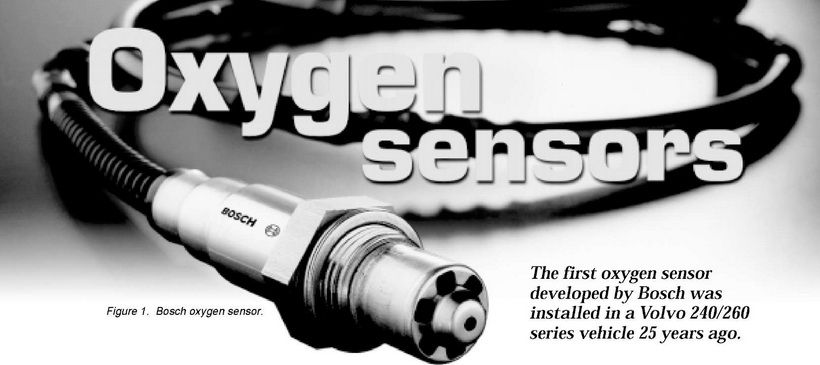 Датчики кислорода