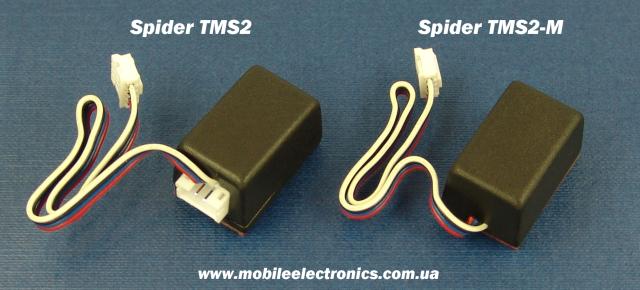 Датчик наклона-перемещения Spider-TMS2