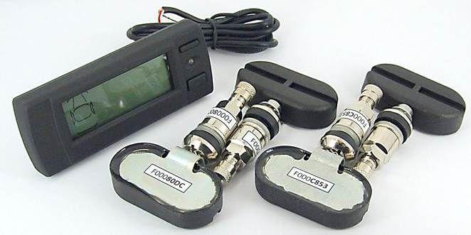 Купить систему контроля давления Spider TPMS-4