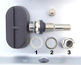 Контроль давления в шинах датчик Spider-TPMS